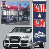 Super Seller Flag Panel & Paint