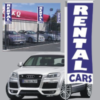 Super Seller Flag  Rental Cars