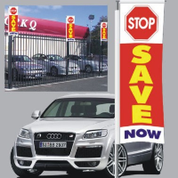 Super Seller Flag  Stop Save Now