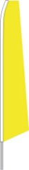 Swooper Flag YELLOW