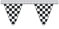 Bunting Checkered Flag