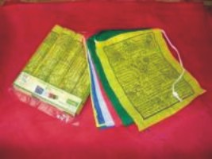 Tibetan Prayer Flags - Large